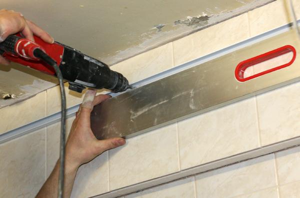 Подвесной потолок в ванну своими руками 89