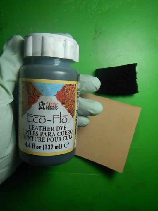 Финишное покрытие кожи