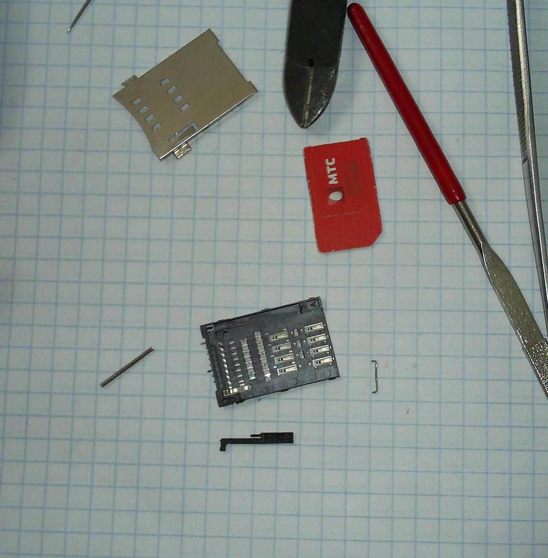 Самостоятельный ремонт планшета