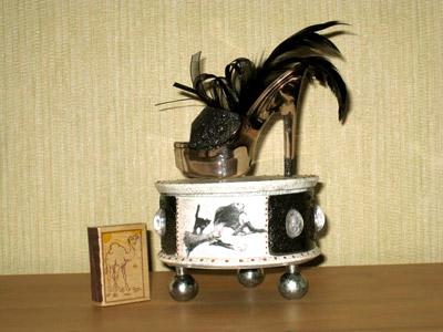 Шкатулка Ведьмин башмачок
