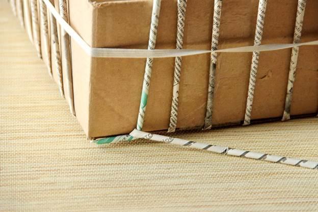 Плетение первого ряда