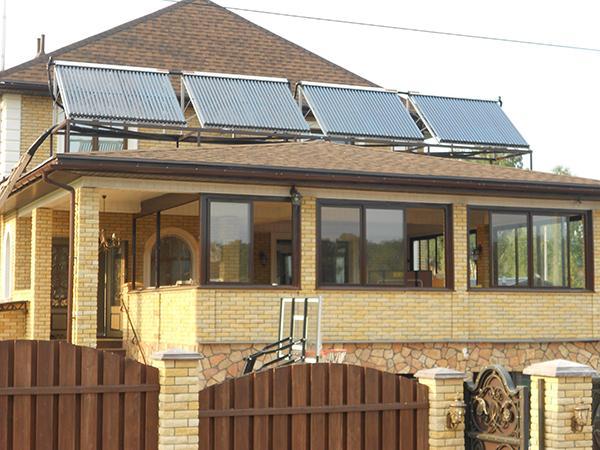 Солнечные коллекторы— экологически чистые инеиссякаемые источники энергии
