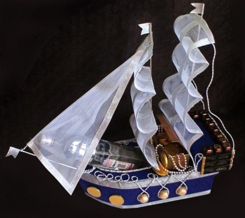 Подарочный корабль