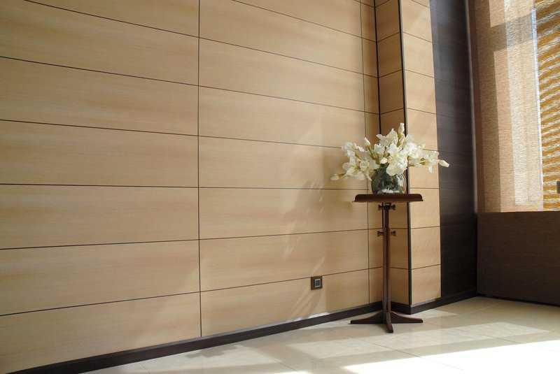 Варианты отделки внутренних стен дома