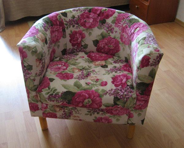 Как сделать кресло-качалку в домашних условиях