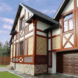 Двухэтажные дома - проекты - YouTube