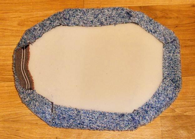 Подушка для лежанки