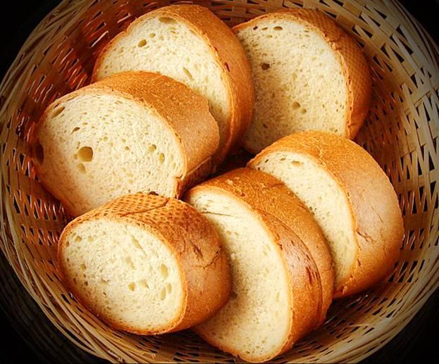 Батон хлеба