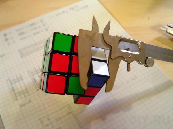 Кубик-рубика дизайн
