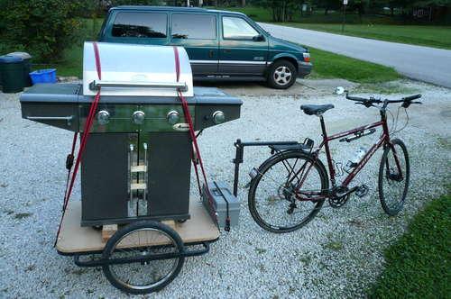 Изготовление велосипеда