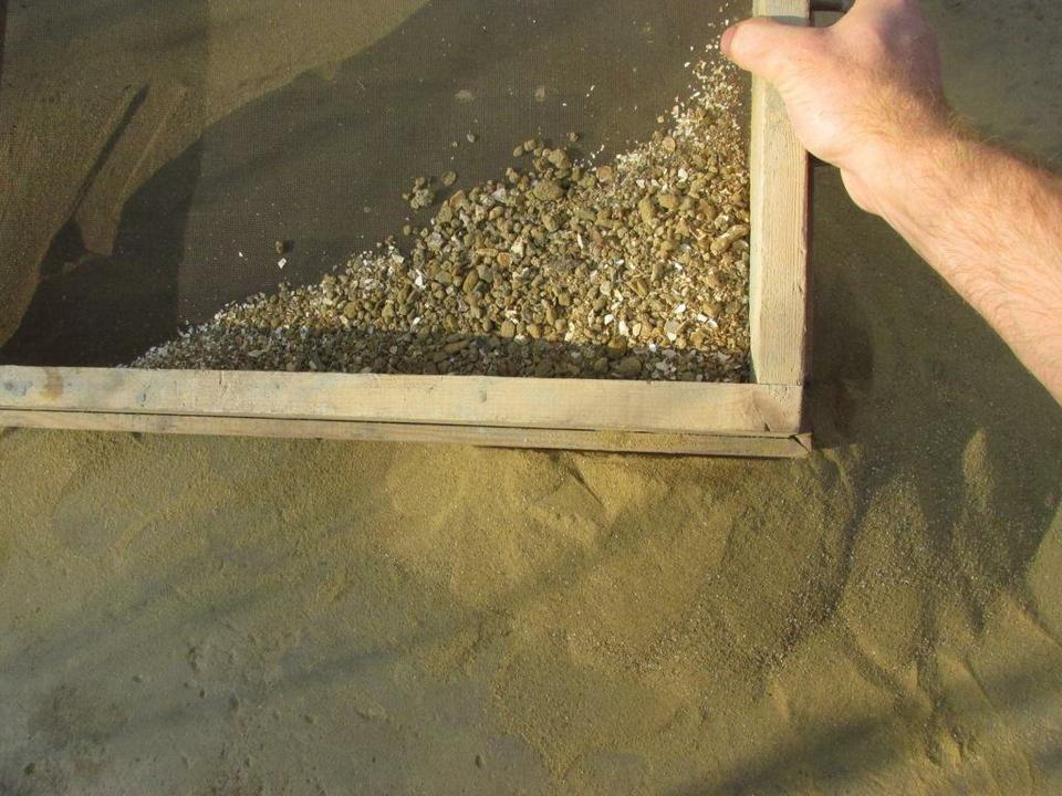 Сито для песка