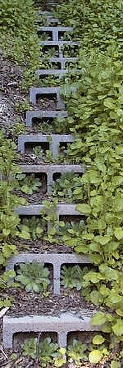 Шлакобетонные блоки