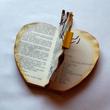 Вырезание из книг