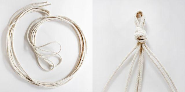 Бельевая веревка