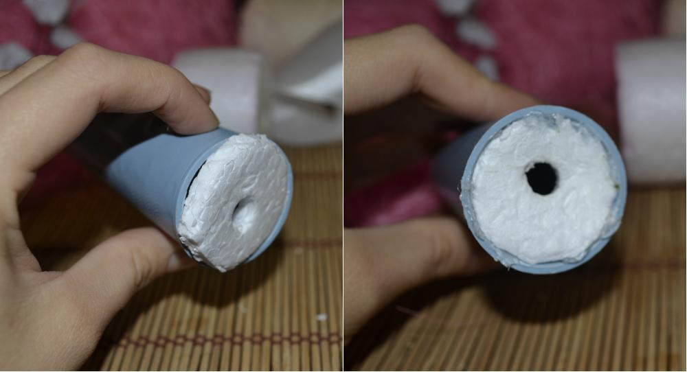 Изготовление елочки