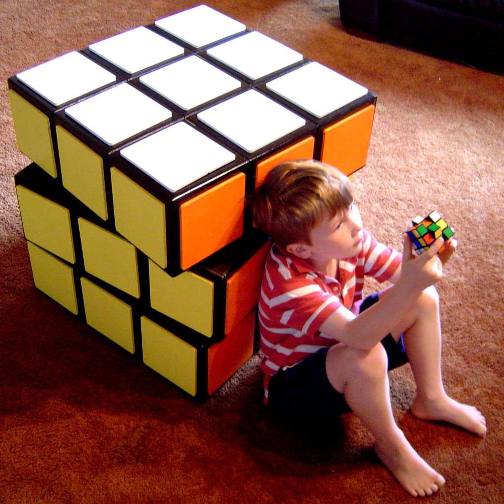 Кубик рубик своими руками сделать фото 395