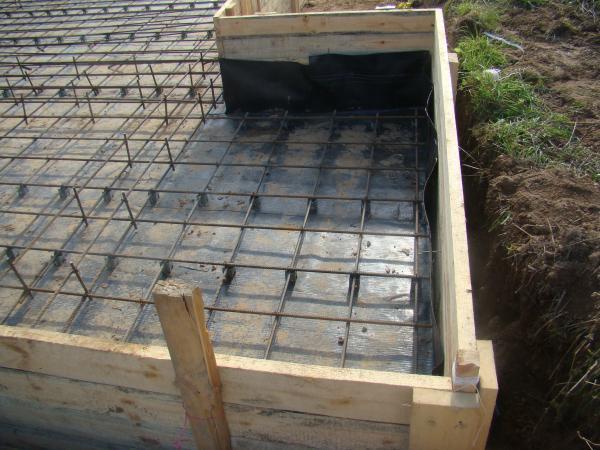 Цементной основе гидроизоляция отсечная на