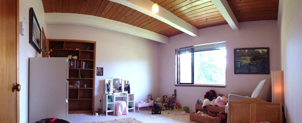 Первоначальный вид комнаты