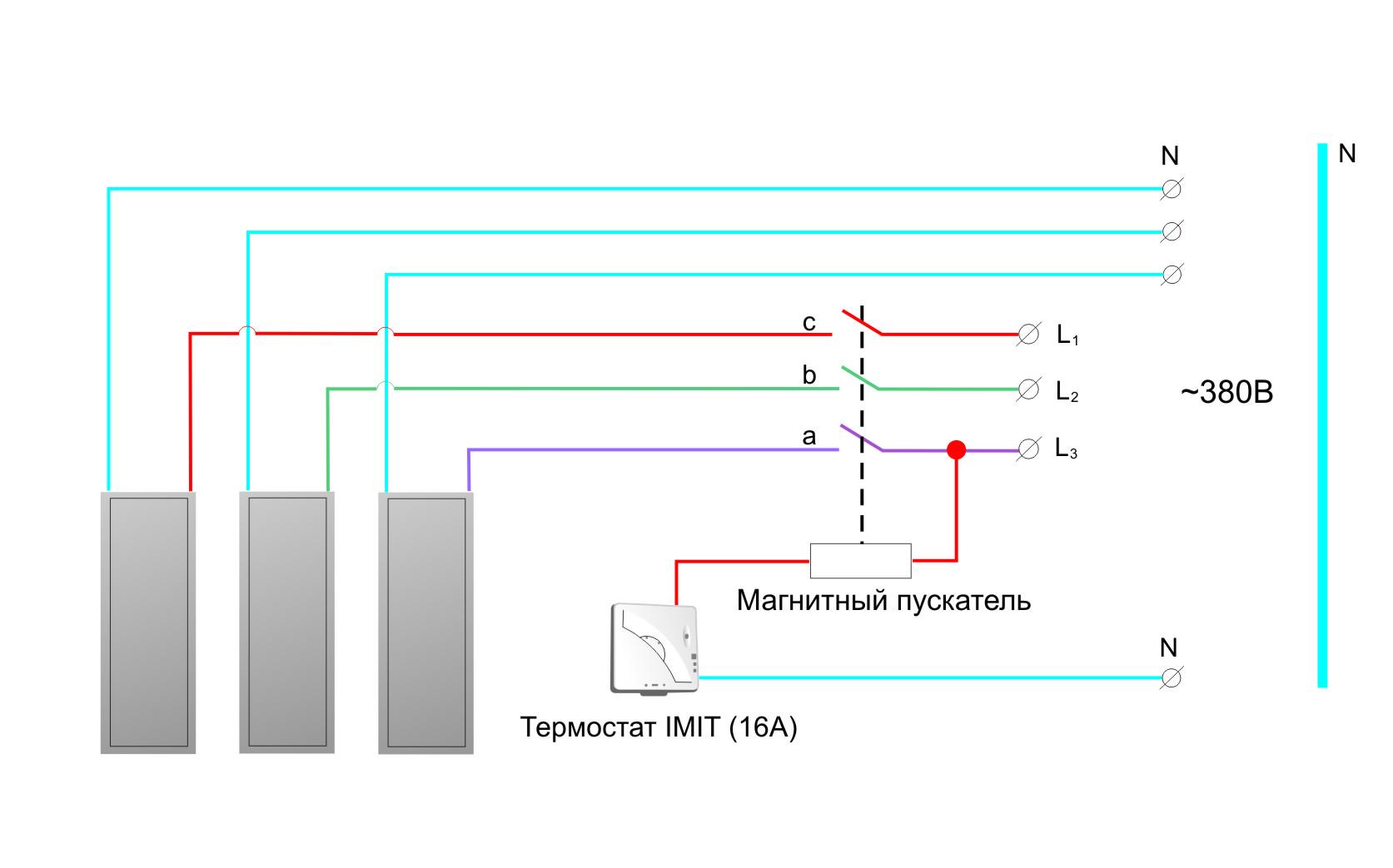Схема инфракрасного обогревателя своими руками фото 445