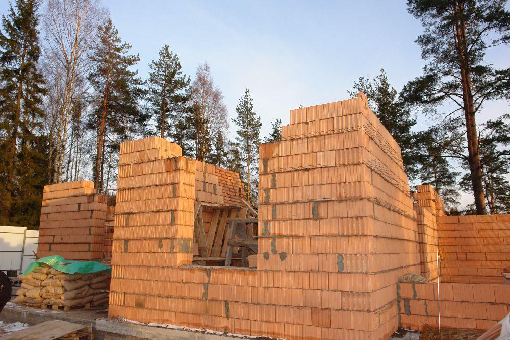 Строим дом осенью. Какие есть рекомендации?