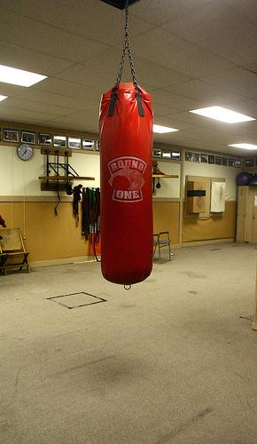 Как сделать самодельную боксерскую грушу 169