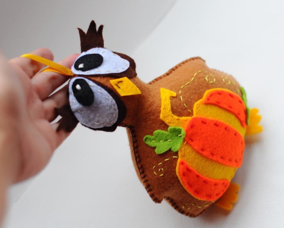 Сделать сову игрушку своими руками 835