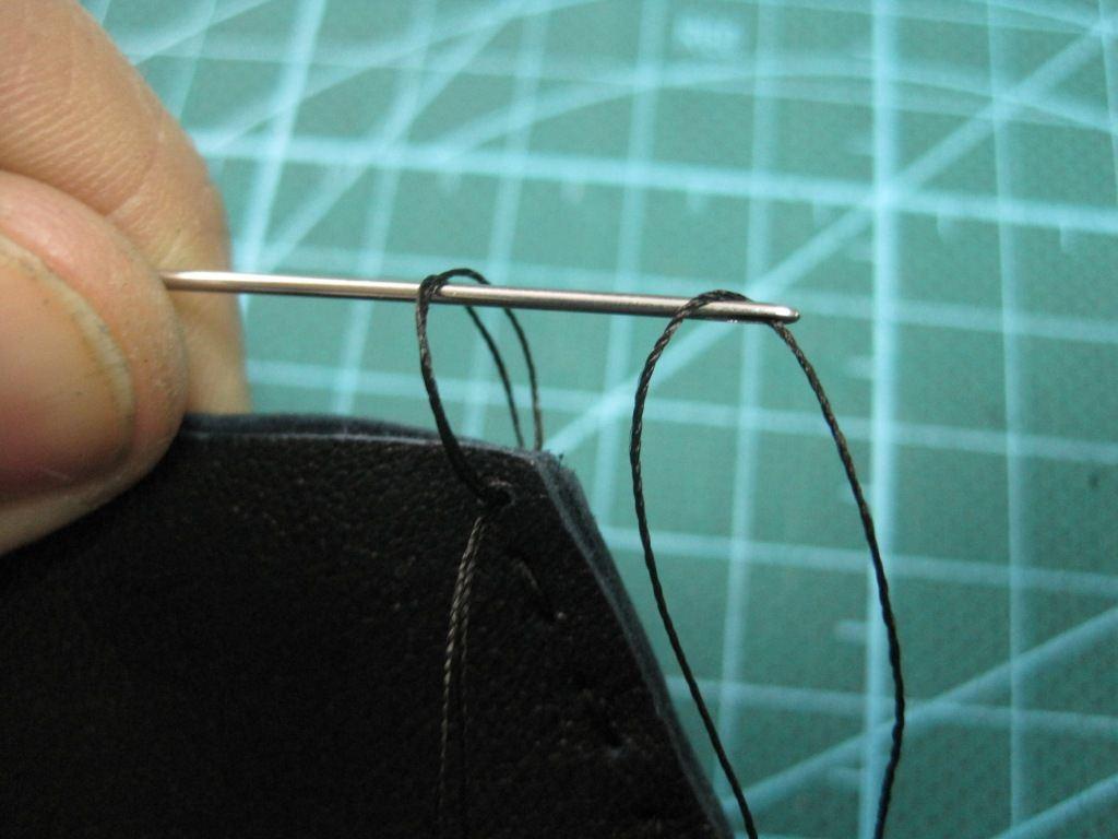 Ремонт кожаных перчаток своими руками 10