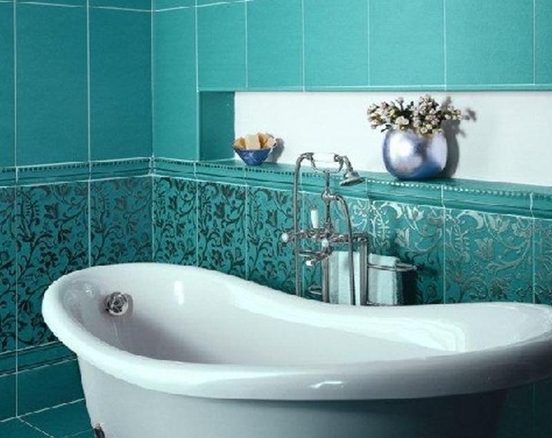 Оригинальность дизайна ванной комнаты