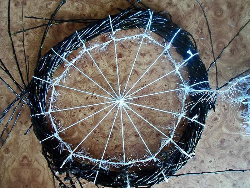 Плетение паутины