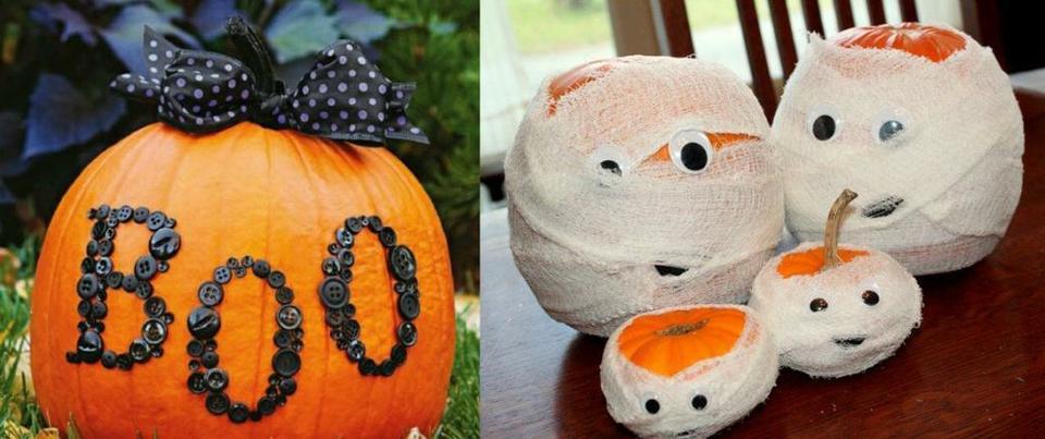 Поделки к Хеллоуину