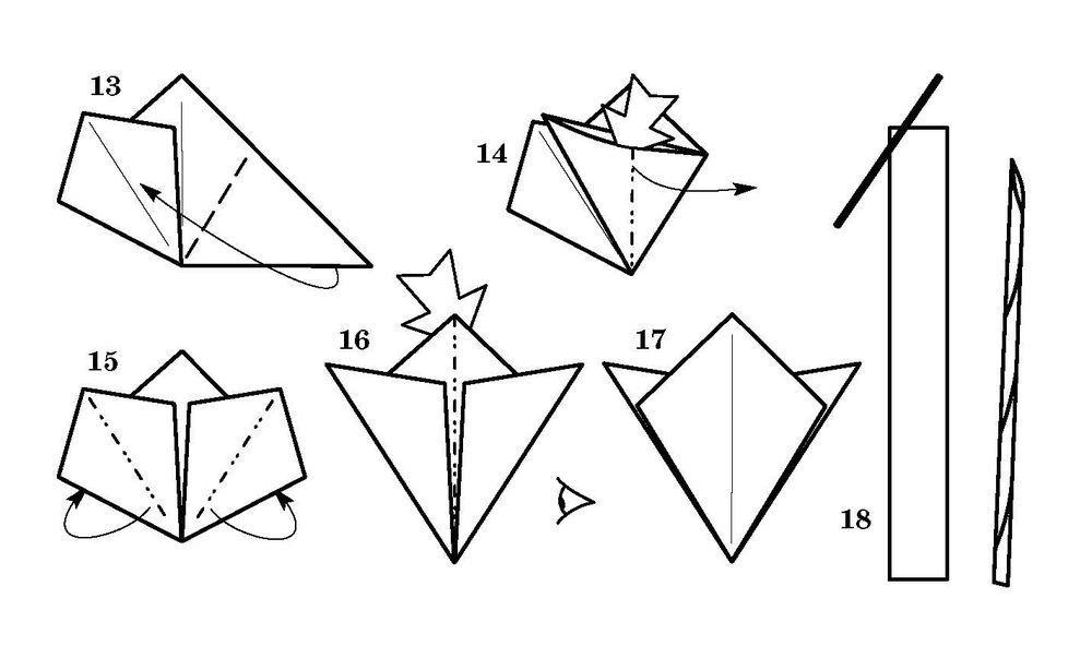 Как сделать колокольчики