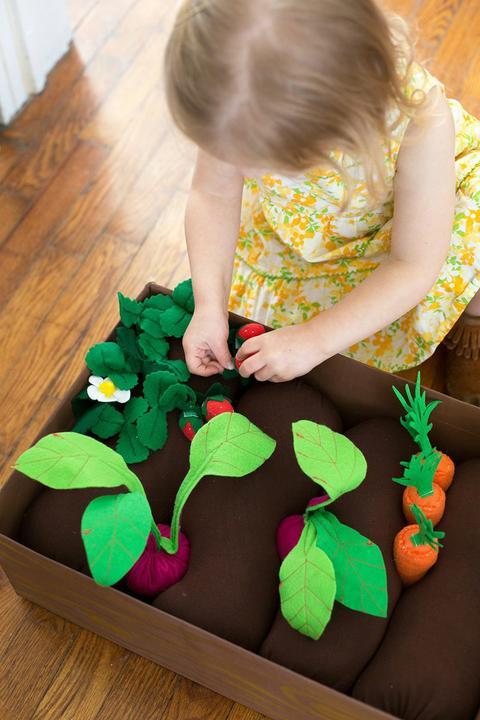 Сделать игрушку в садик своими руками
