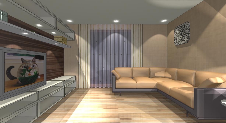 Новые идеи в дизайне гостиной фото