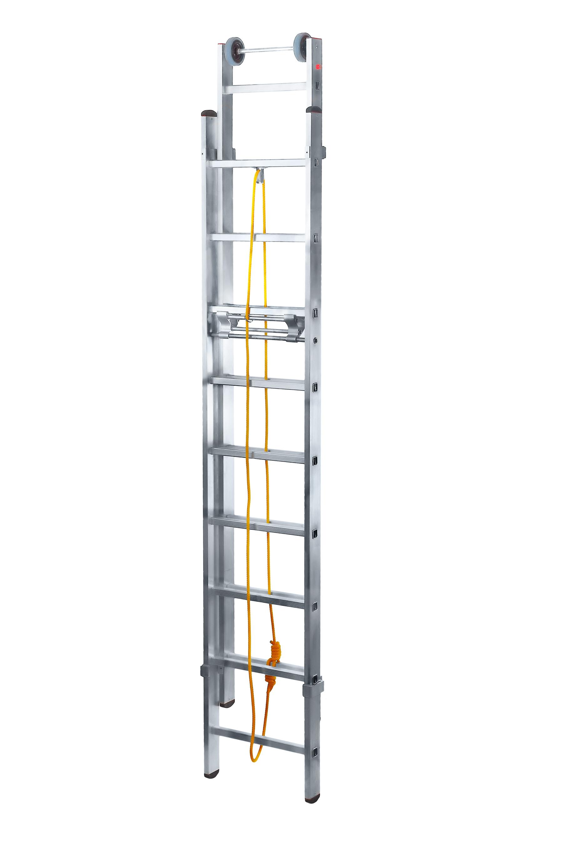 Лестница с тросовой тягой