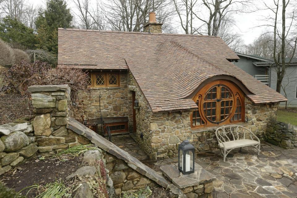 Дом оригинальный своими руками