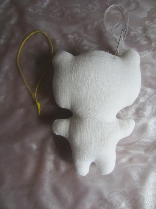 Игрушка на веревочке