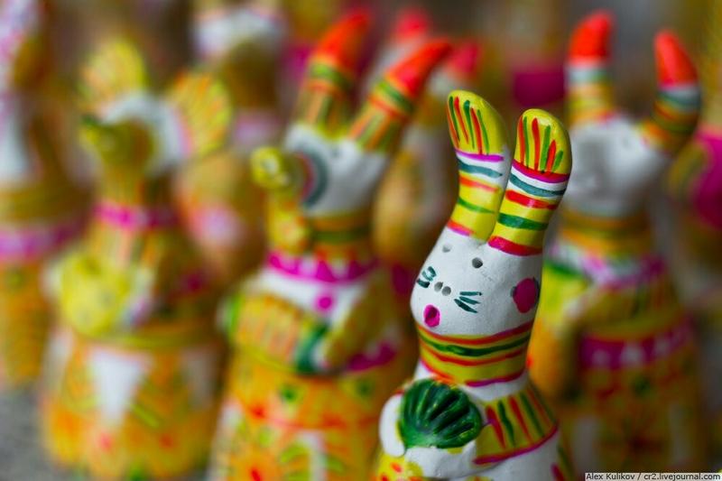 Филимоновская игрушка музей