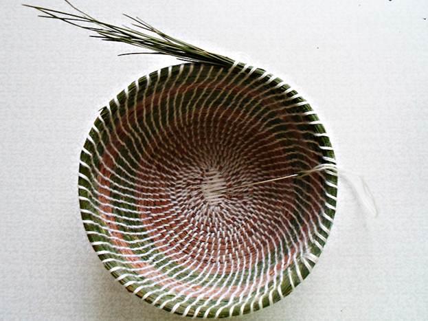 Плетем корзины