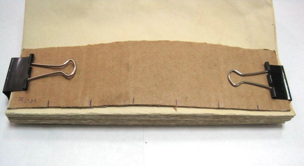 Блокнот кожаный