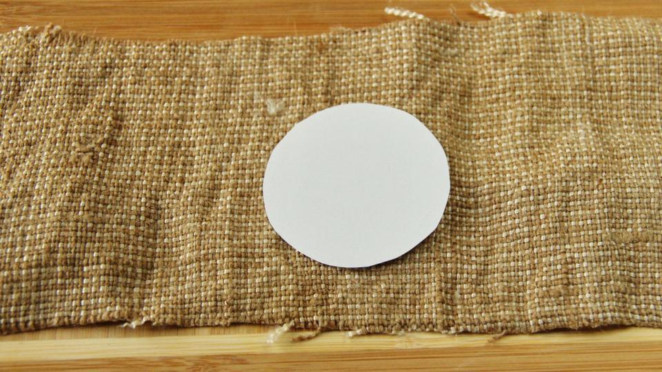 Бумажный круг