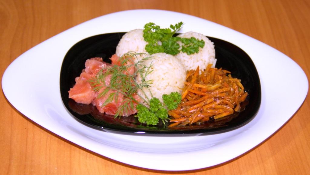 рецепт супа из красной рыбы с сыром