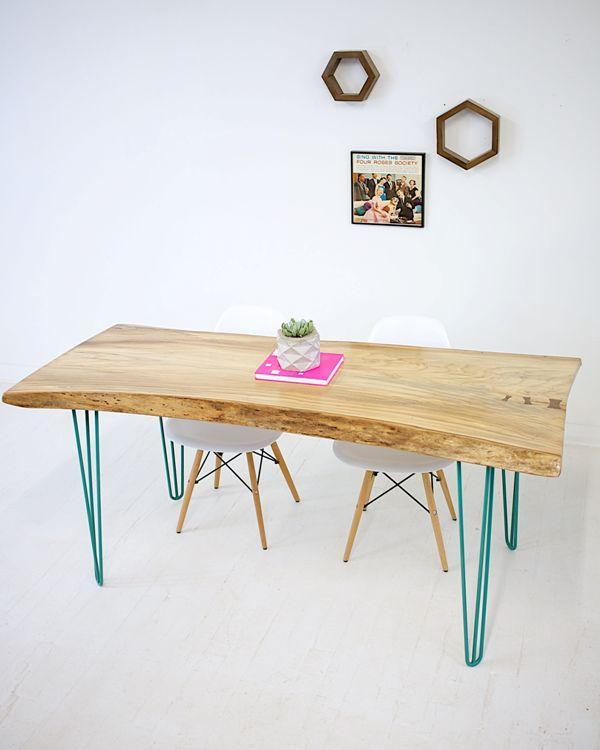 Как сделать письменный стол своими руками. Супер просто: всего 3шага!