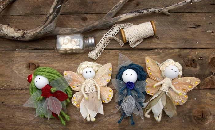 Кукла фея своими руками фото 844