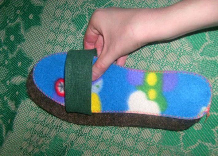 Как дома сделать подошву обуви