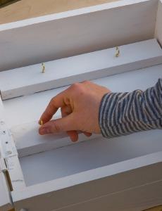 Шкафчик для ключей