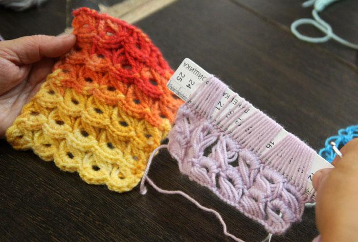 перуанское вязание