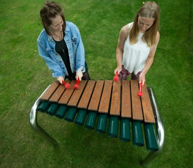 Уличные музыкальные инструменты для детей: способ развить музыкальный вкус вформате игры