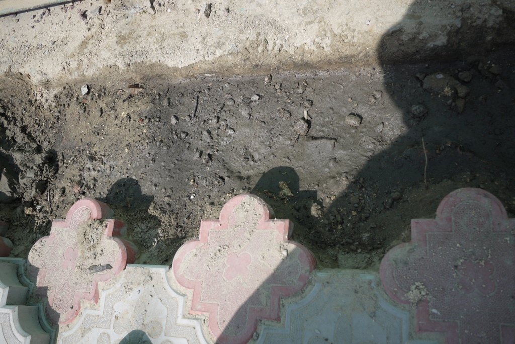 Цементная смесь для плитки