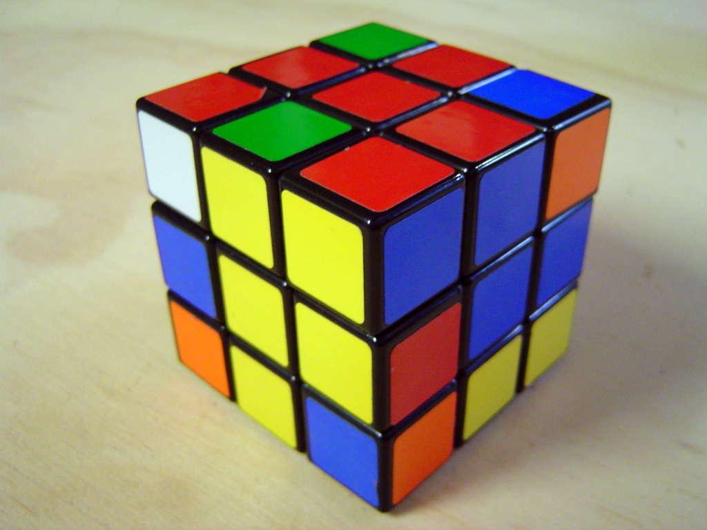Комод кубик-рубика