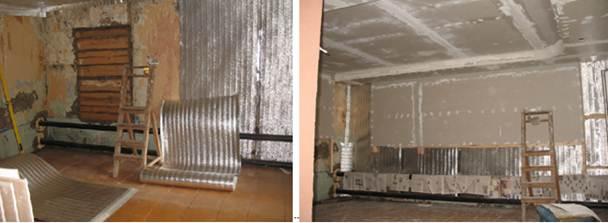 Отражающая теплоизоляция в доме